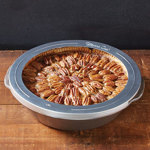 Pie Crust Shield  sc 1 st  P&ered Chef : pampered chef stoneware pie plate - Pezcame.Com