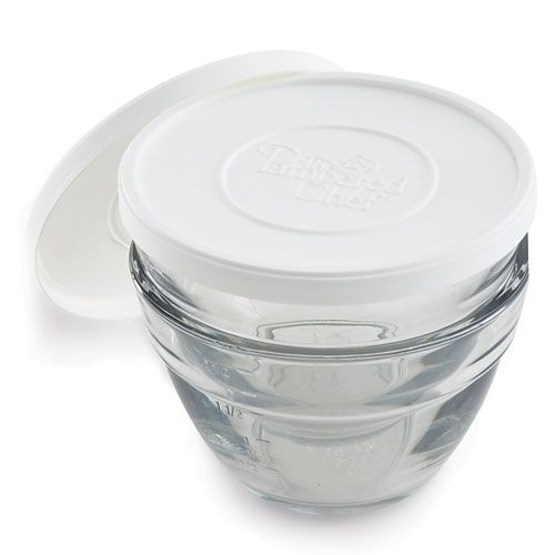 Pampered Chef 1 Cup Prep Bowl Set #1825