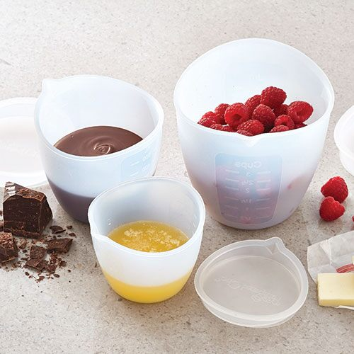 Silicone Prep Bowl Set - Shop | Pampered Chef US Site