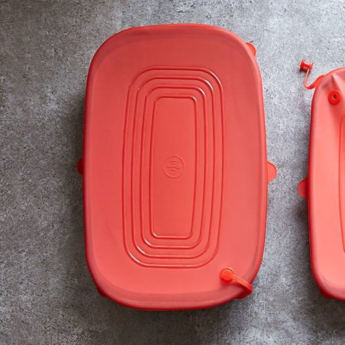 Large Rectangular Stretch-Fit Silicone Lid