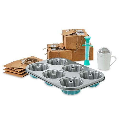 *Mini Cake Gift-Making Set