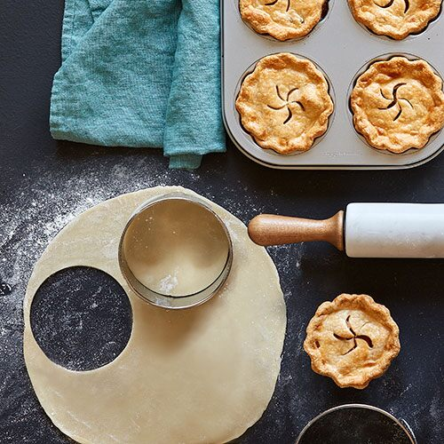 Mini Pie Pan Set  sc 1 st  P&ered Chef & Scratch Pie Crust - Recipes | Pampered Chef US Site