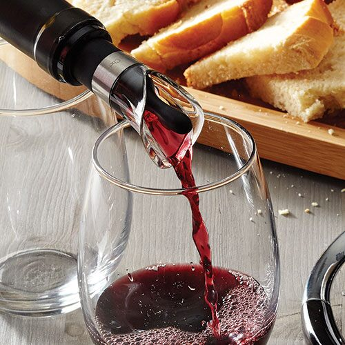 Dripless Pourer Stopper