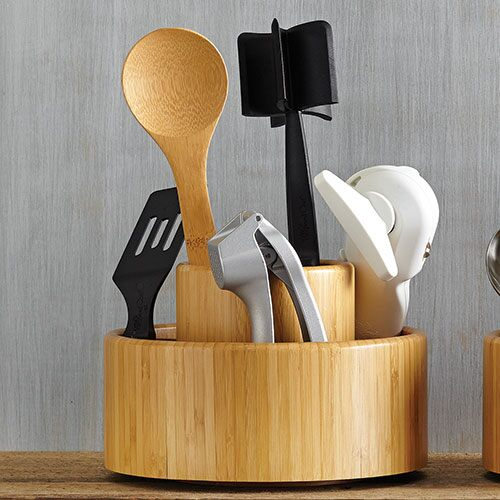 Bamboo Tool Turn-About - Shop | Pampered Chef US Site  Pampered