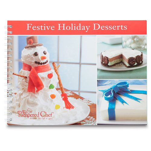 The Pampered Chef® Festive Holiday Desserts