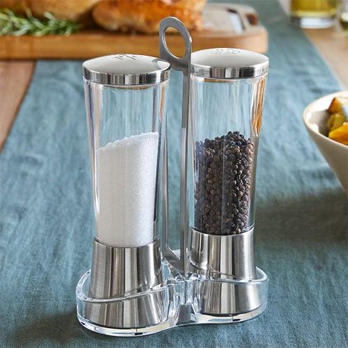 Salt Pepper Grinder Set Shop Pampered Chef Us Site