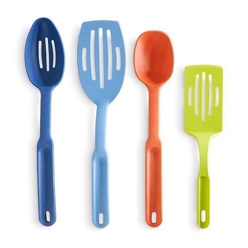 Multicolor Kitchen Utensil Set; Multicolor Kitchen Utensil Set