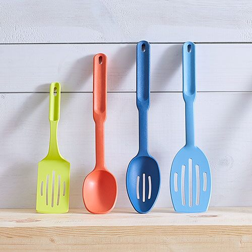 Multicolor Kitchen Utensil Set