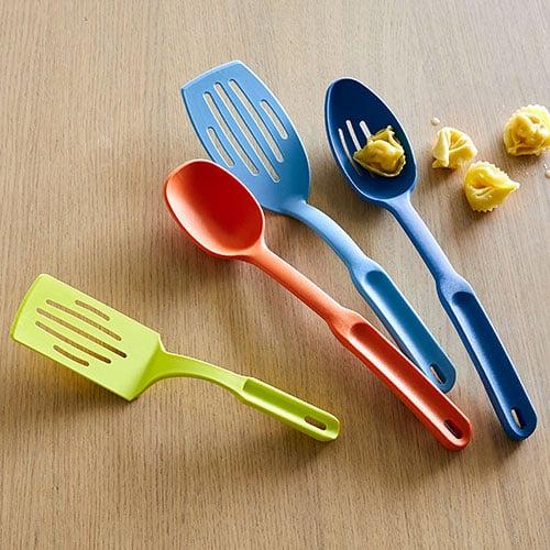 Multicolor Kitchen Utensil Set