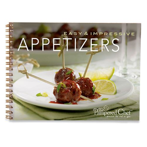 TPC Easy & Impressive Appetizers Rcpe Collection