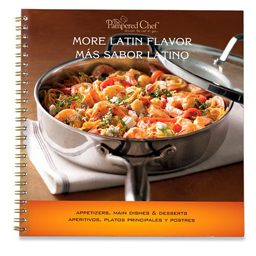 TPC®More Latin Flavor Recipe Collection