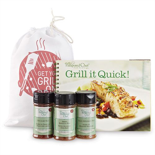 Get Your Grill On Gift Set
