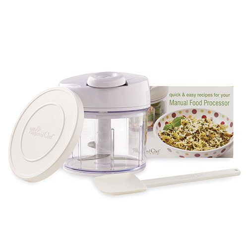 *Manual Food Processor Set