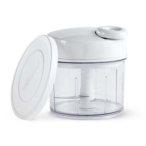 Pampered Chef Manual Food Processor Baby Food