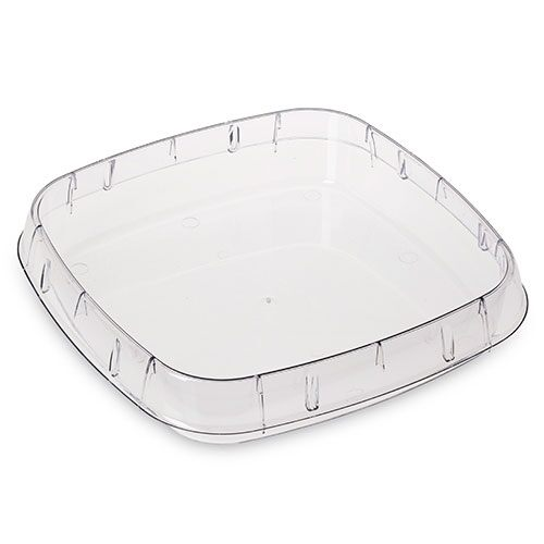 Open Tray for Large Square Cool & Serve