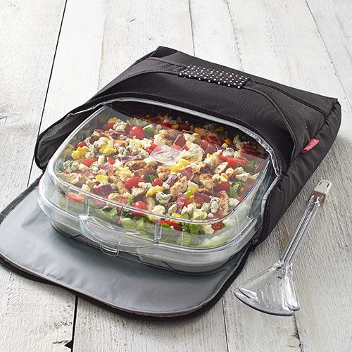 Large Cool & Serve Carrier