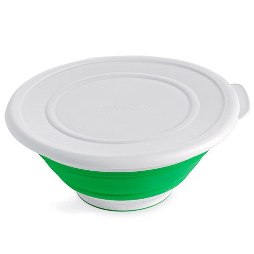 Relatively 4-qt. Collapsible Serving Bowl - Shop | Pampered Chef US Site JK46