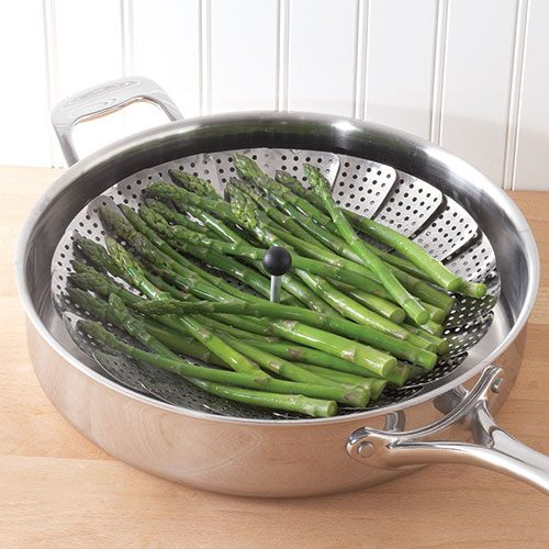 Stainless Steel Steamer Shop Pampered Chef Us Site