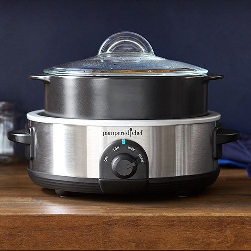 Rockcrok<sup>®</sup> 4-qt. Slow Cooker Set