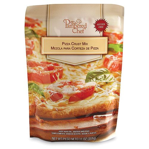 Gluten-Free Pizza Crust Mix