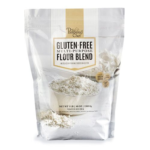 Gluten-Free Multi-Purpose Flour Blend
