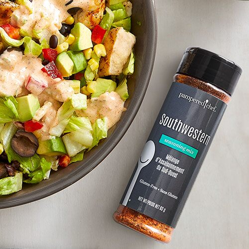 Southwestern Seasoning Mix