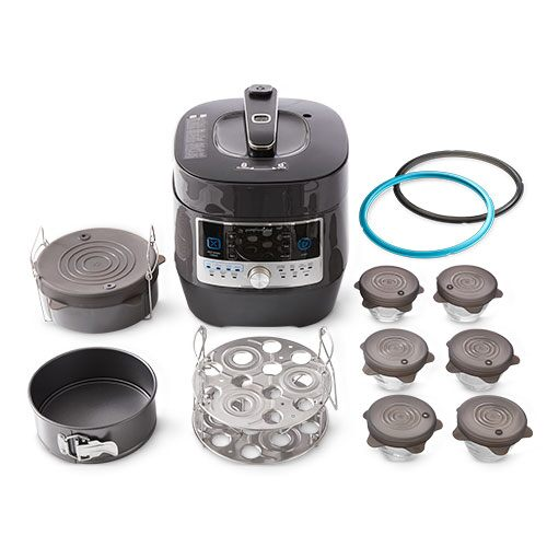 Complete Quick Cooker Set