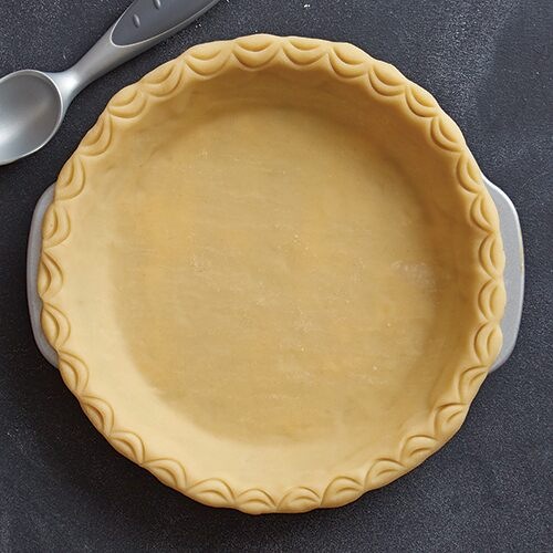 Scalloped Pie Crust