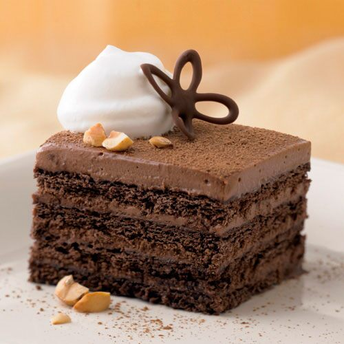Chocolate-Hazelnut Icebox Cake
