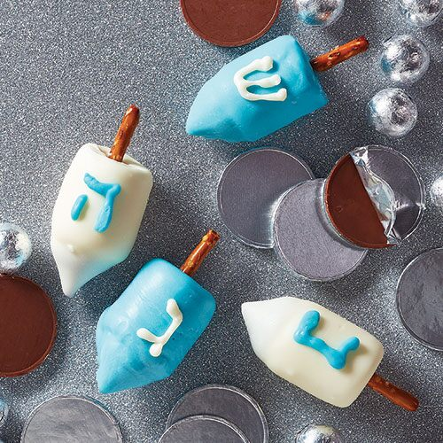 marshmallow chocolate dreidel oh dreidel dreidel dreidel i made it out ...
