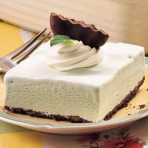 Grasshopper Dessert Squares - Recipes | Pampered Chef US Site