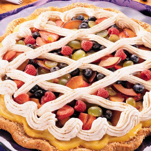 Summer Lattice Pastry