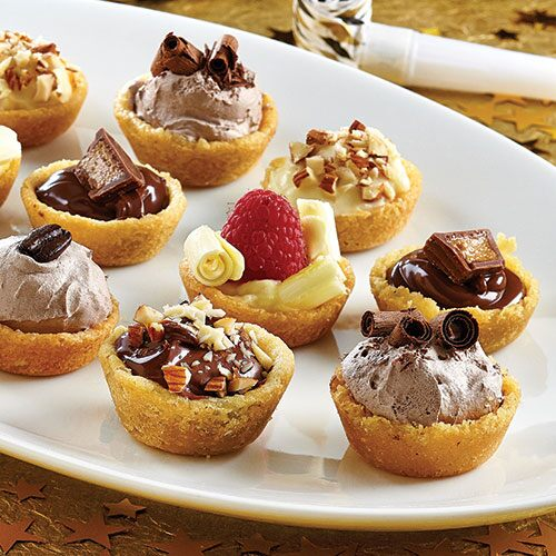 Mini Cookie Cups