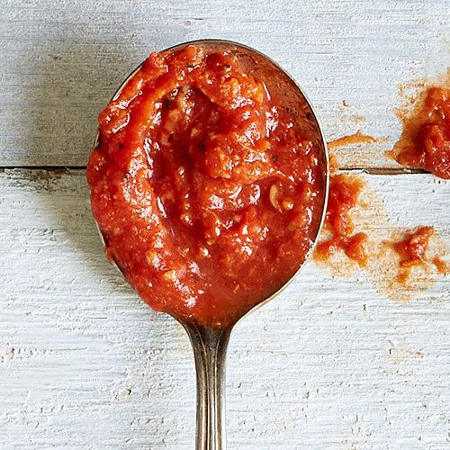 Crushed Tomato Sauce