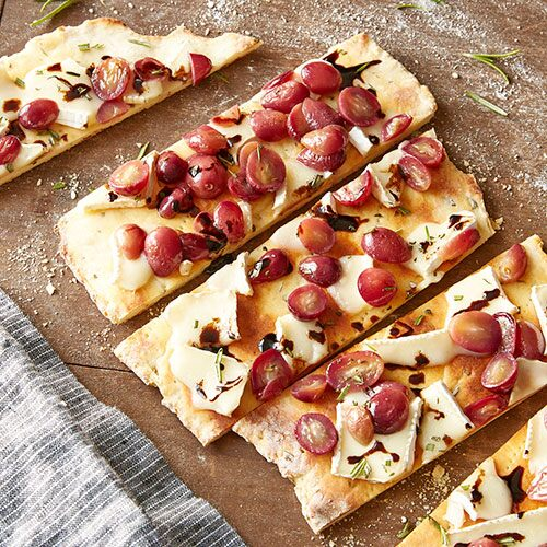Grilled Flatbread - Recipes | Pampered Chef US Site