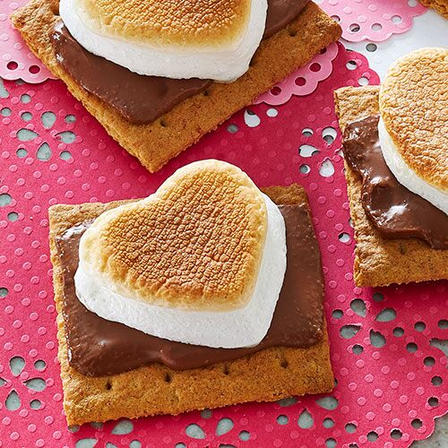 Heart S'more