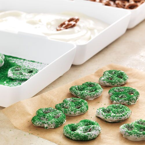 Sweet 'N Savory Pretzel Treats