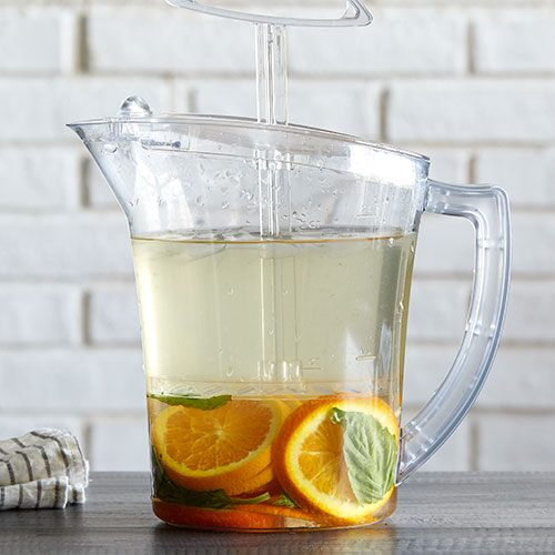 Orange-Basil Water