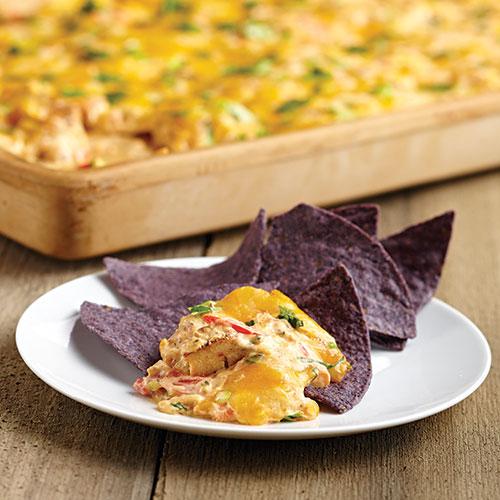 Cheesy Chicken Nacho Dip Recipes Pampered Chef Canada Site