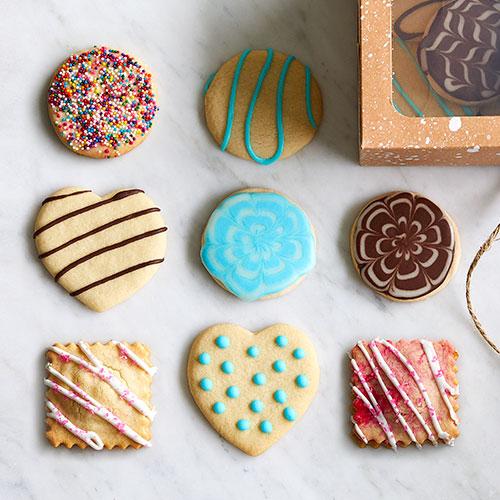 Pampered Chef Emoji Cookie Recipe