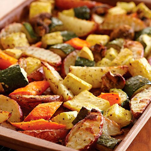Italian Roasted Vegetables | Roasted Vegetables Recipes to Jazz Up Your Chilly Nights