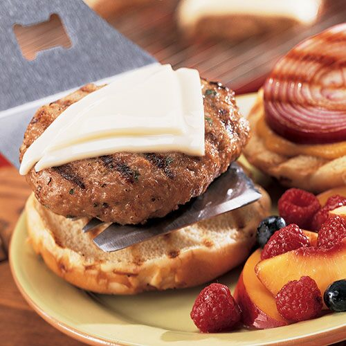 Hawaiian Chicken Burgers - Recipes | Pampered Chef US Site