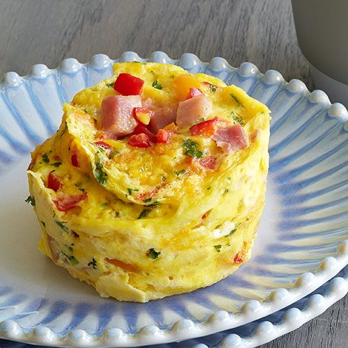 Play Microwave Omelet Video