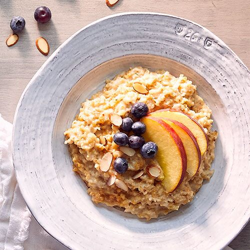 Overnight Steel-Cut Oats