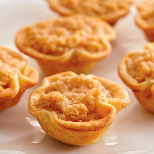 Dutch apple mini tarts recipes pampered chef us site dutch apple mini tarts forumfinder Choice Image