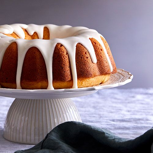 Fluted Cake Pan Shop Pampered Chef Us Site