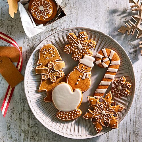 Easy Gingerbread Cookies Recipes Pampered Chef Us Site
