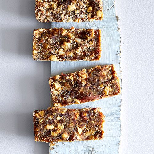 No-Bake Date Bars