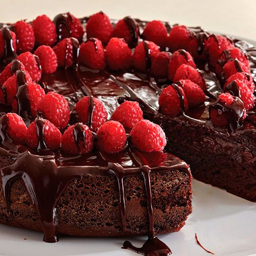Molten Chocolate Tunnel Cake - Recipes | Pampered Chef US Site