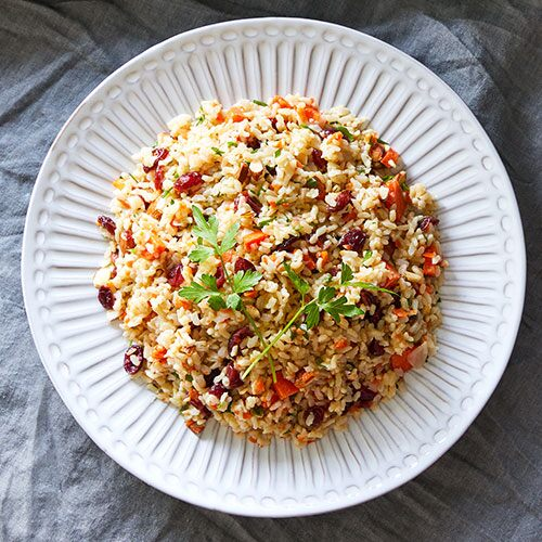 Quick Cooker Brown Rice Pilaf Recipes Pampered Chef Us Site